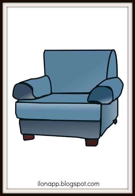 fotel karta obrazkowa