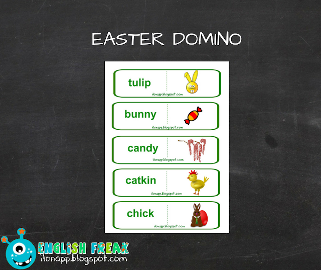 Easter Domino