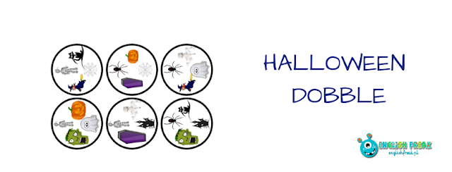HALLOWEEN DOBBLE (PRINTABLE)
