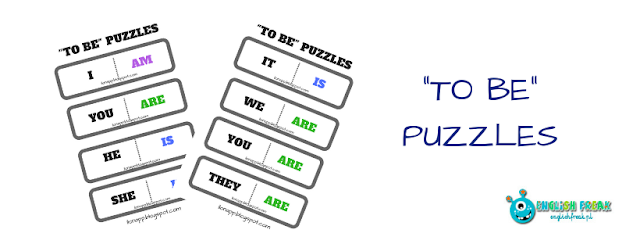 TO BE PUZZLES