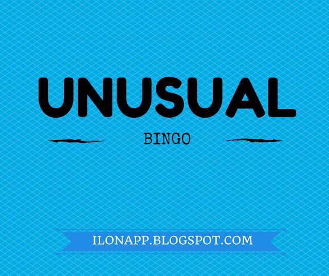 UNUSUAL BINGO - PERFECT FOR REVISION