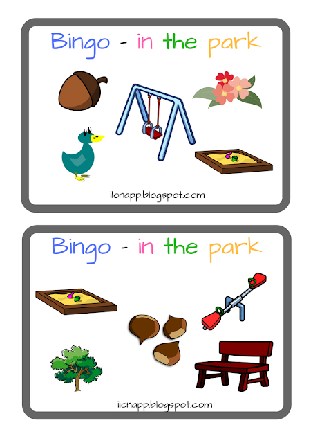 w parku bingo