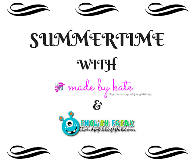 Bloggers love challenges – Summertime with Made by Kate (printables)
