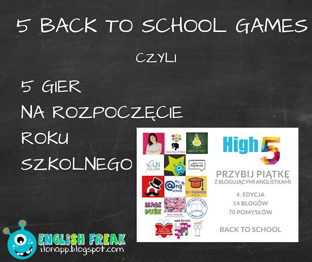 5 back toschool games 5 gier narozpoczęcie roku szkolnego