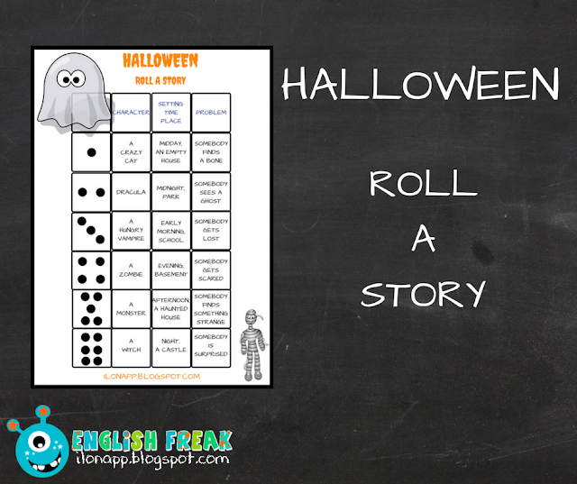 HALLOWEEN – ROLL A STORY