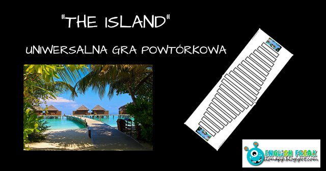 The Island Game – an all-purpose game, czyli uniwersalna gra do powtórek
