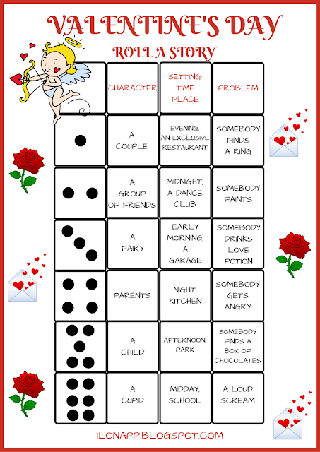 St. Valentine's Day Roll AStory