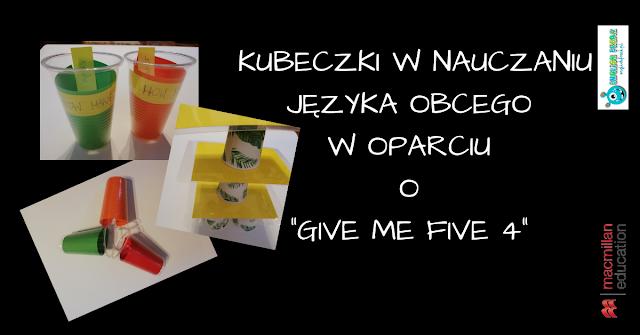 KUBECZKI WNAUCZANIU JĘZYKA OBCEGO WOPARCIU OGIVE ME FIVE 4
