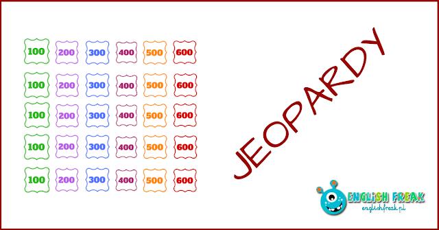 JEOPARDY – UNIWERSALNA GRA