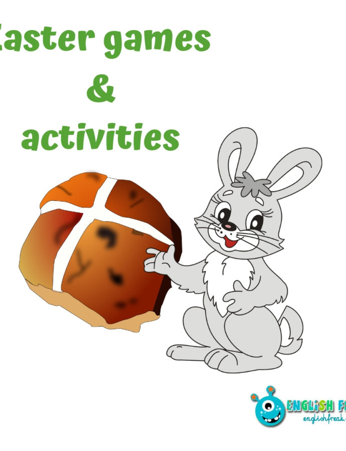 Easter Games and activities