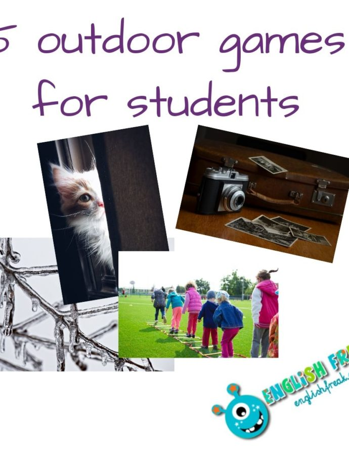 5 outdoor games for students