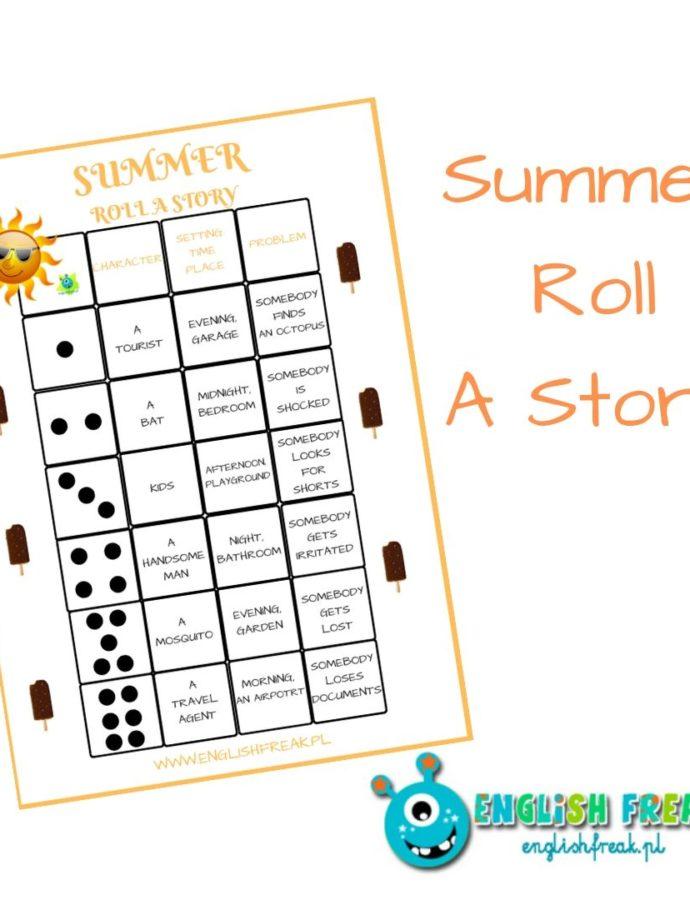 """""""Summer Roll AStory"""" czyli wakacyjne opowieści"""