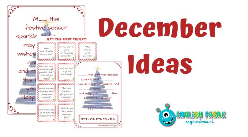 December Ideas 1