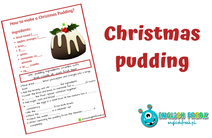 How to make a Christmas Pudding?