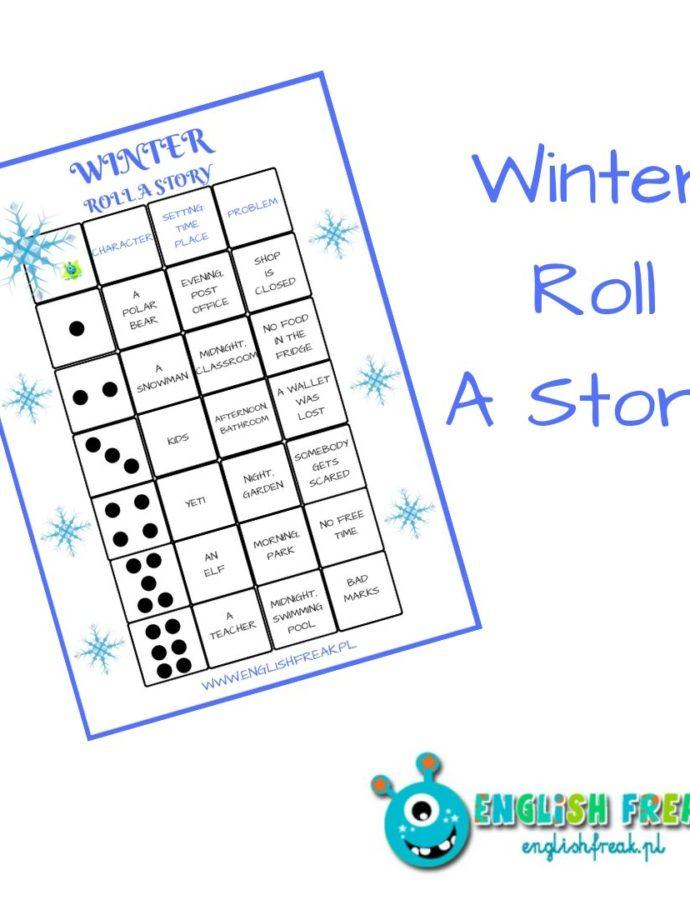 Winter Roll AStory – stwórzmy opowieść!