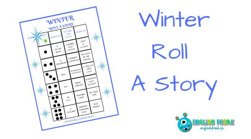 winter roll a story