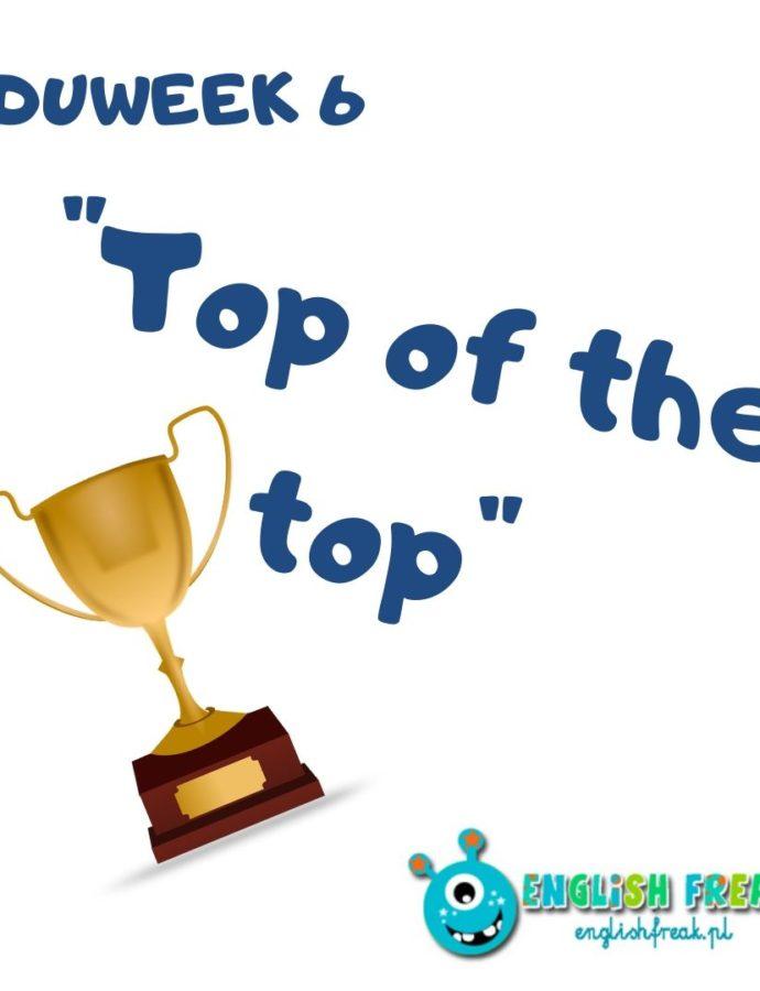 """""""Top of the top"""", czyli mojeulubione źródła inspiracji"""