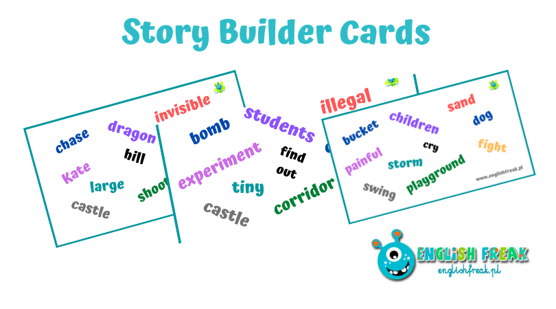 Story Builder Cards