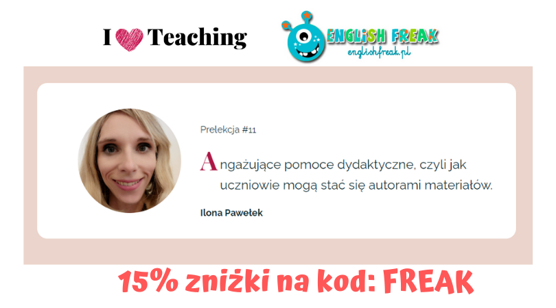 Konferencja online Ilove teaching edycja 2