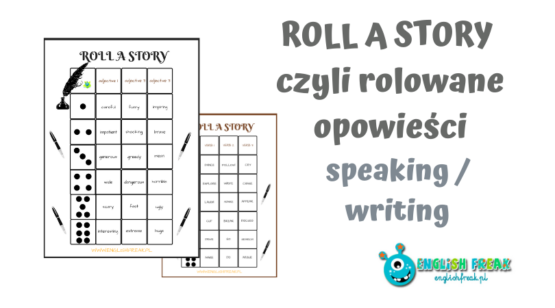 Roll astory czyli rolowane opowieści