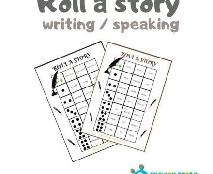 Roll astory, czyli rolowane opowieści