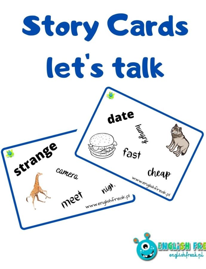 Story Cards – let's talk