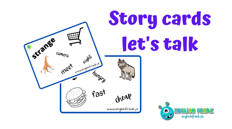 Story Cards let's talk